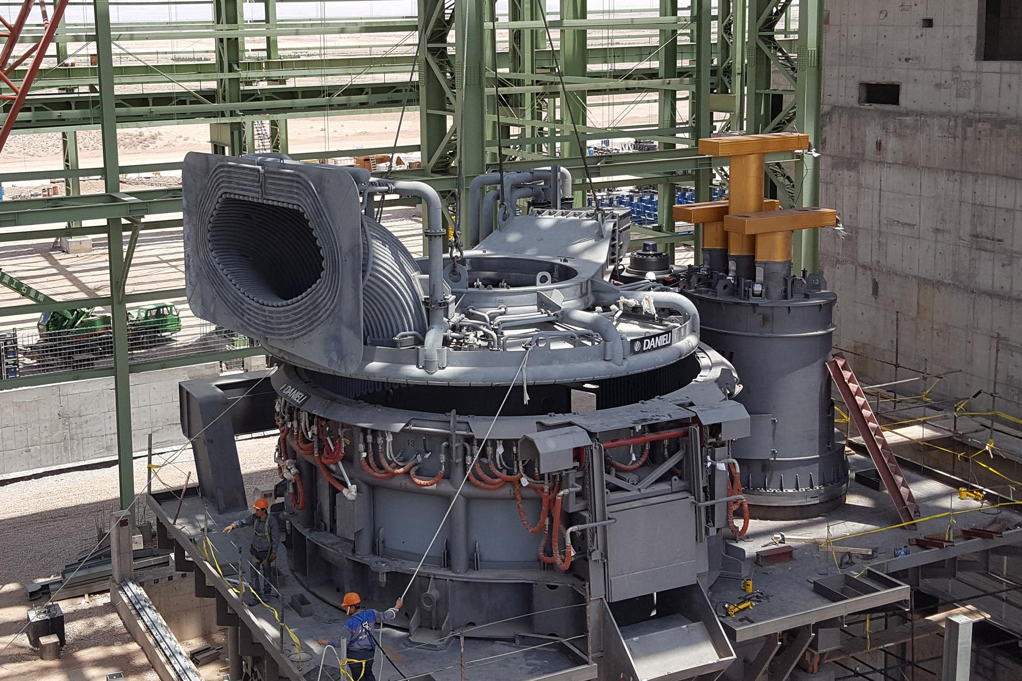 فولاد سازی بوتيا