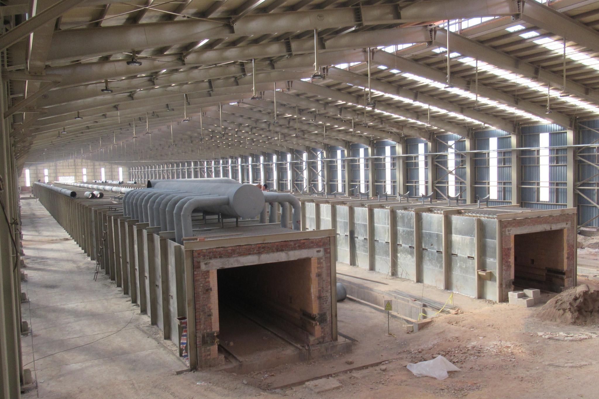 كارخانه توليد آهن