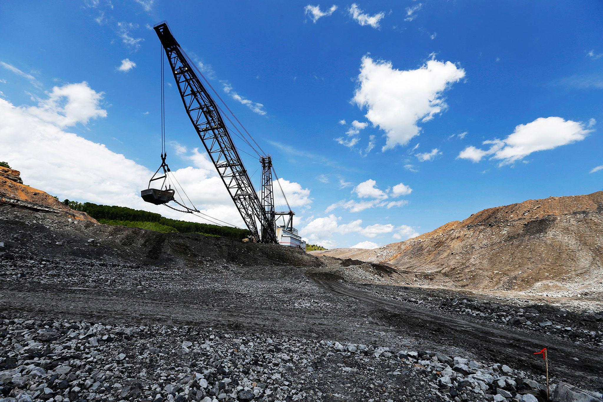 کارخانه زغال شویی پابدانا